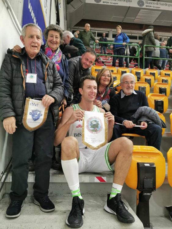 Parkinson Sassari e Dinamo